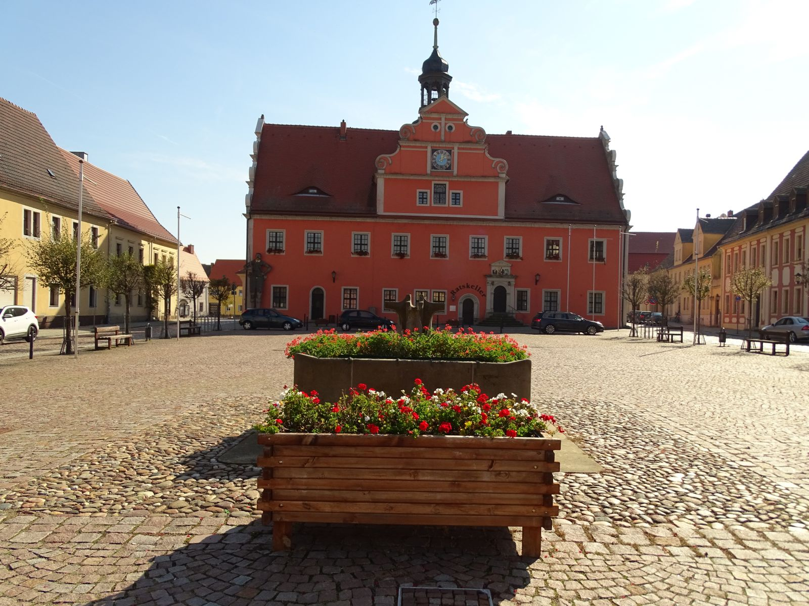 Rathaus in Belgern