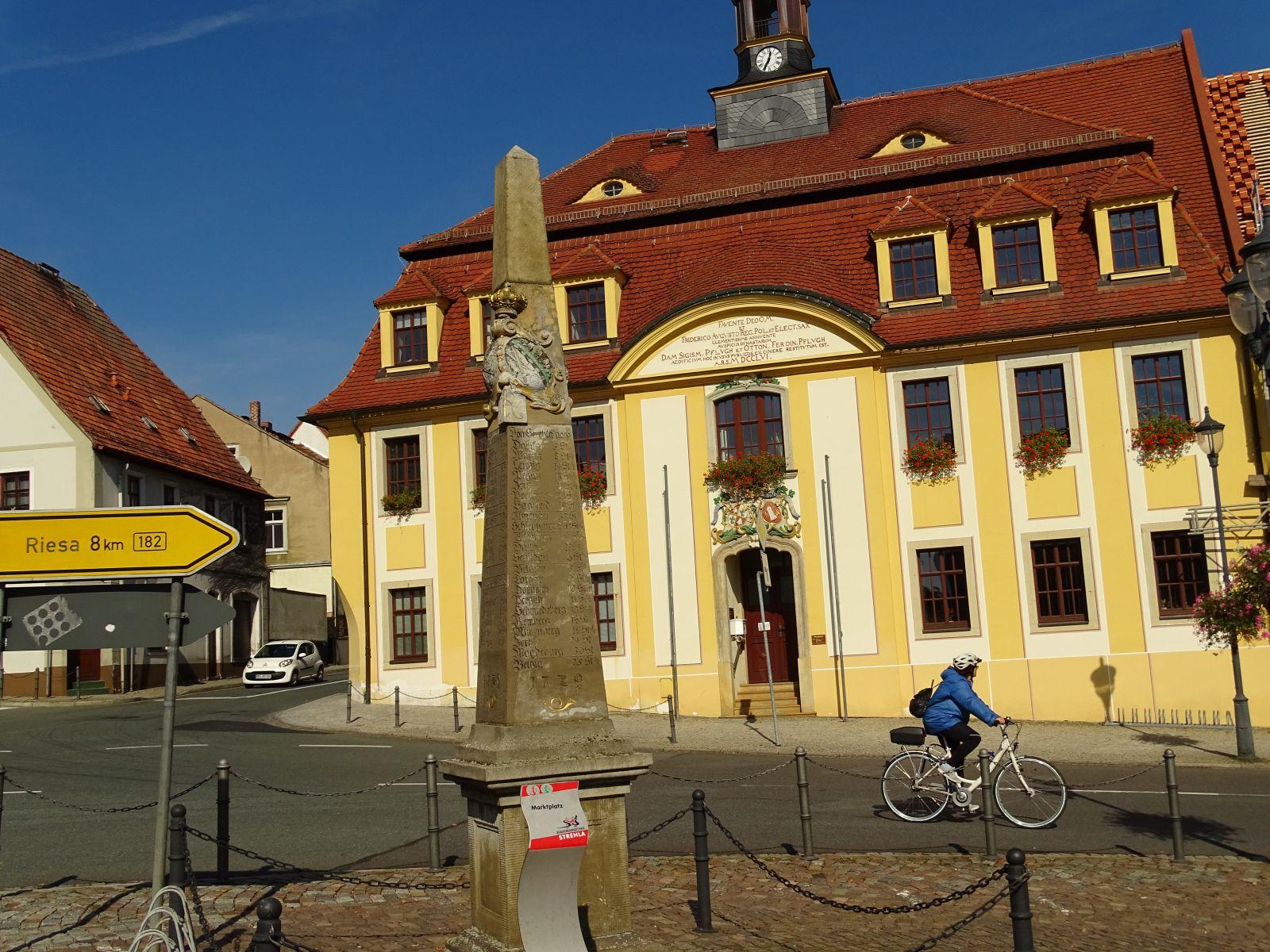 Rathaus Strehla